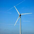 Dutch windmill, 21st century by Alexander Kok