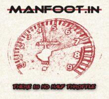 Rev Counter Design - No half throttle by ManfootIN