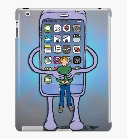 Siri is dead  iPad Case/Skin
