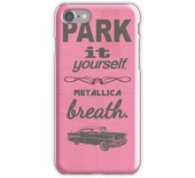 Park It Yourself iPhone Case/Skin