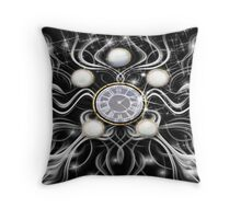 The Soul Gem of Time Throw Pillow