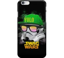 Stormtrooper Swag iPhone Case/Skin