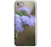 Purple Swaziland Flower iPhone Case/Skin