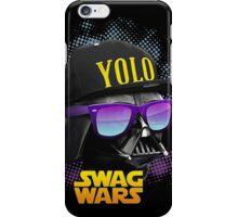 Darth Vader Swag iPhone Case/Skin