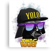 Darth Vader Swag Canvas Print