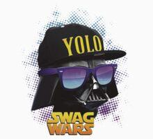 Darth Vader Swag Kids Clothes