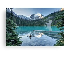 Natural Beautiful British Columbia Canvas Print