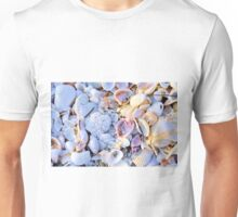 Seashells at Sunset Have Great Colors! Unisex T-Shirt