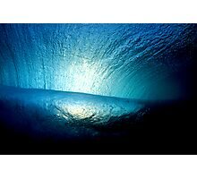 Deep Blue - Northern Beaches Photographic Print