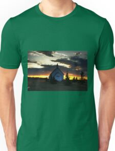 Bold Prairie Sky Unisex T-Shirt