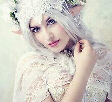 Winter Fairy II by LaEsmeralda