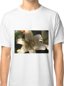 White is Purity Classic T-Shirt