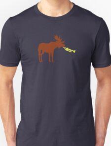 Moose Toons Unisex T-Shirt