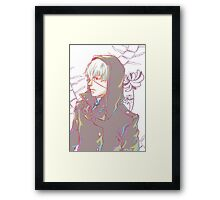 Tokyo Ghoul - Ken Framed Print