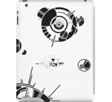 Space & Wired iPad Case/Skin