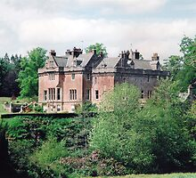 Sorn castle - Ayrshire by Andy Beattie