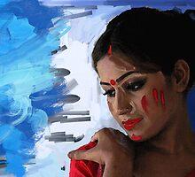 Bengali Women by JYOTIRMOY Portfolio Photographer