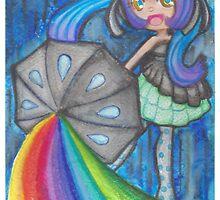 Let's make a Rainbow by AuraPandoraStar