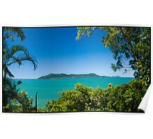 Island View, Mission Beach FNQ Poster