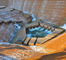 Active Pool, Fort Worth Water Gardens, Fort Worth, Texas, USA by ArtCooler
