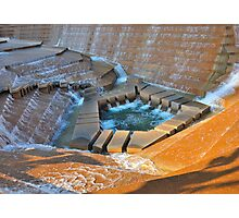 Active Pool, Fort Worth Water Gardens, Fort Worth, Texas, USA Photographic Print