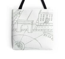 Washington Square Park Tote Bag