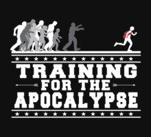 Apocalypse Training (White) by heythisisbutt