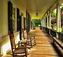 The Front Porch by Judy Vincent