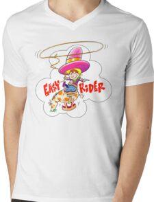 Easy Rider Mens V-Neck T-Shirt