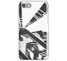 City & Wired iPhone Case/Skin