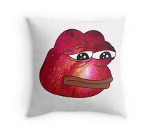 $pepe the frog Throw Pillow