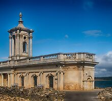 Normanton Church Rutland by Glen Allen
