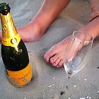 Champers at the Beach House by sharonjr