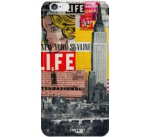 IT'S HANGING IN THE AIR iPhone Case/Skin