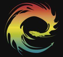 Colorful Eragon by Smaragdas