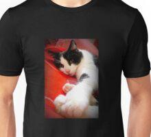 One crazy tomcat Unisex T-Shirt