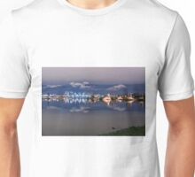 Boats and skyline Unisex T-Shirt