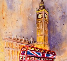 London Authentic by Goodaboom
