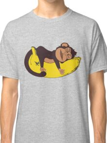 Sleepy Monkey Classic T-Shirt