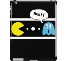 PAC MAN - FUK MAN iPad Case/Skin