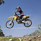 Motocross Tightrope by Melissa James
