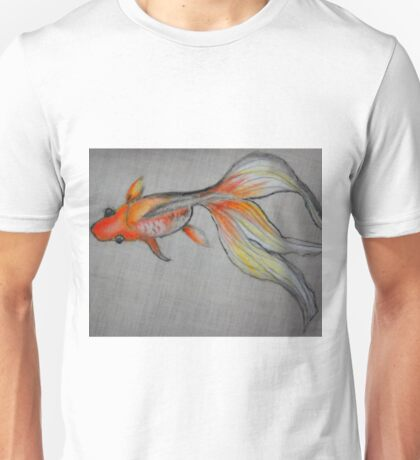 Goldfish Pond (close up #6) Unisex T-Shirt