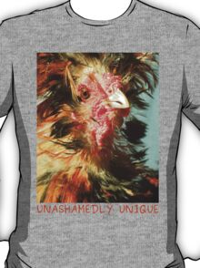 Spike the Firebird - Frizzled Polish Rooster T-Shirt