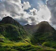 Glen Coe by Richard Bruneau