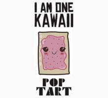 Kawaii PopTart by BigFluffyFozzie