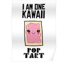 Kawaii PopTart Poster