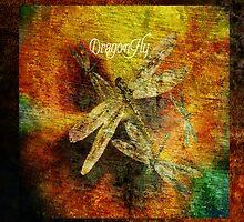 Dragonfly Gathering by Eva Thomas