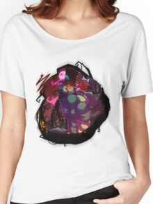 Butch as the Madhatter Women's Relaxed Fit T-Shirt