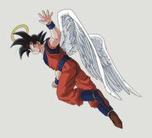 Goku Angel - Dragon Ball  by KronoShop