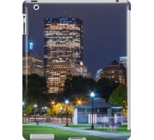 Boston Common, Memorial Day iPad Case/Skin